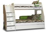 Berg Twin Over Full Bunk Bed Sale Price: $1495.00 + delivery